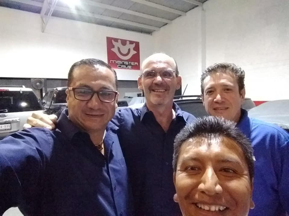 Clinica para COMPETIDORES en la ciudad de Mexico