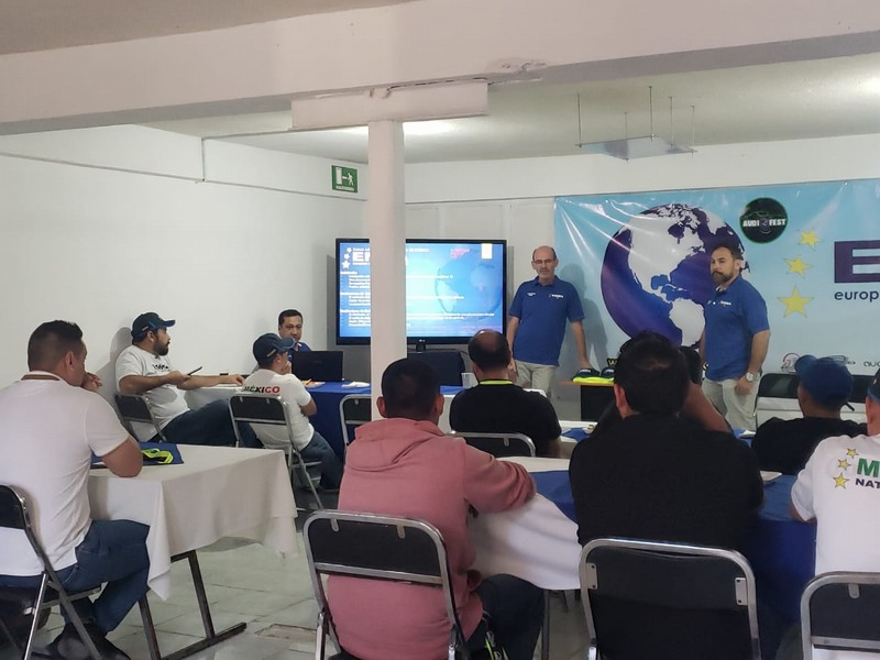Clinica para competidores SLP